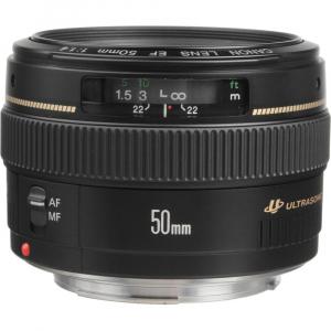Canon EF 50mm f/1.4 USM [1]
