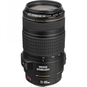 Canon EF 70-300mm f/4.0-5.6 IS USM0