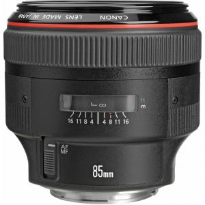 Canon EF 85mm f/1.2 L II USM2