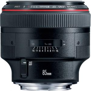 Canon EF 85mm f/1.2 L II USM0