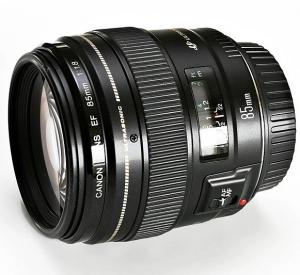 Canon EF 85mm f/1.8 USM3