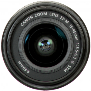 Canon EF-M 15-45mm f/3.5-6.3 IS STM (bulk) , obiectiv Mirrorless5