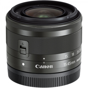 Canon EF-M 15-45mm f/3.5-6.3 IS STM , obiectiv Mirrorless 1
