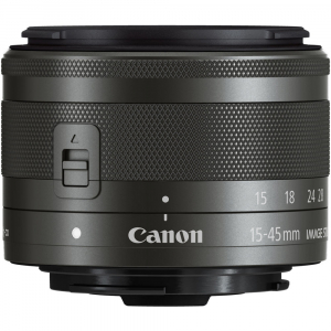 Canon EF-M 15-45mm f/3.5-6.3 IS STM , obiectiv Mirrorless 4