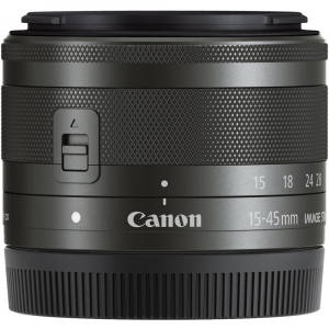 Canon EF-M 15-45mm f/3.5-6.3 IS STM , obiectiv Mirrorless 2