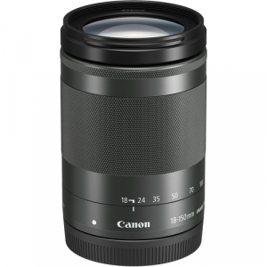 Canon EF-M 18-150mm F3.5-6.3 IS STM , obiectiv Mirrorless1