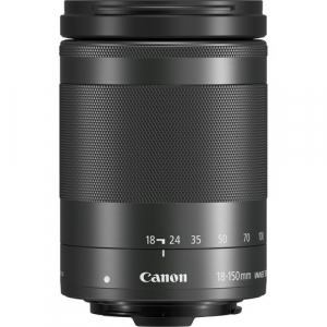 Canon EF-M 18-150mm F3.5-6.3 IS STM , obiectiv Mirrorless0