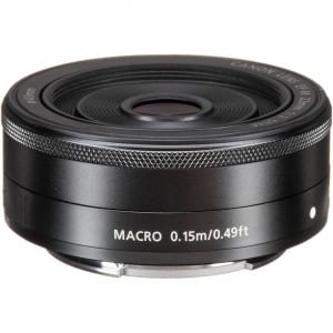 Canon EF-M 22mm f/2 STM , obiectiv Mirrorless2