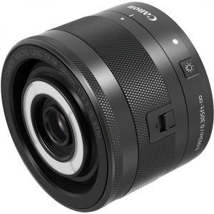 Canon EF-M 28mm f/3.5 Macro IS STM , obiectiv Mirrorless2