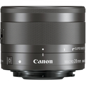 Canon EF-M 28mm f/3.5 Macro IS STM , obiectiv Mirrorless1