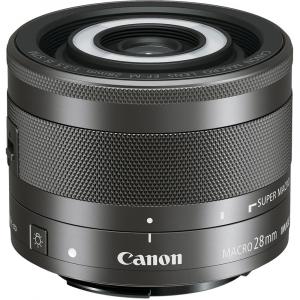 Canon EF-M 28mm f/3.5 Macro IS STM , obiectiv Mirrorless0