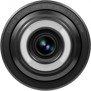 Canon EF-M 28mm f/3.5 Macro IS STM , obiectiv Mirrorless5