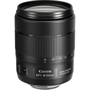 Canon EF-S 18-135mm  f/3.5-5.6 NANO  IS USM0