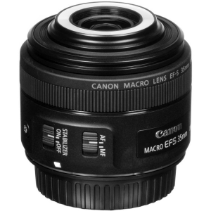 Canon EF-S 35mm f/2.8 Macro IS STM5