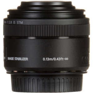 Canon EF-S 35mm f/2.8 Macro IS STM7