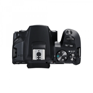 Canon EOS 250D negru + Canon EF-S 18-55mm f/4-5.6 IS STM + geanta foto + card SanDisk 32GB 90MB/s3