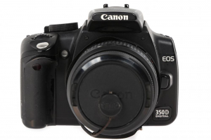 Canon EOS 350D + obiectiv Canon EF 35-80mm f/4-5.6  (S.H.)0