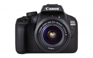 Canon EOS 4000D + EF-S 18-55mm III f/3.5-5.6 + geanta foto Dorr Action 4 [0]
