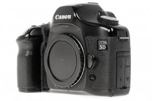Canon EOS 5D - Aparat foto DSLR- Second Hand1