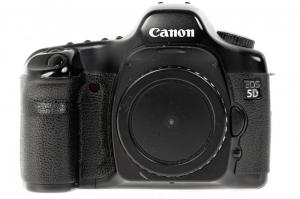 Canon EOS 5D - Aparat foto DSLR- Second Hand0