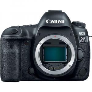 Canon EOS 5D Mark IV body - Full Frame, 30Mpx, Video 4K0