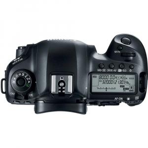 Canon EOS 5D Mark IV body - Full Frame, 30Mpx, Video 4K4