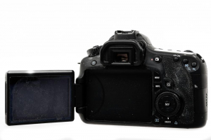 Canon EOS 60D, 18MP, Black Aparat foto DSLR ( Second Hand)3