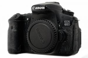 Canon EOS 60D, 18MP, Black Aparat foto DSLR ( Second Hand)1
