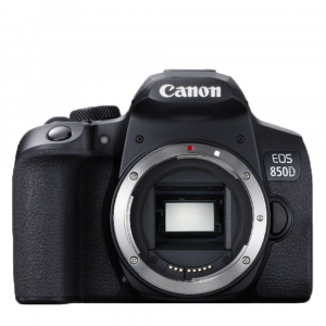 Canon EOS 850D 24Mpx CMOS 4K Kit Canon EF-S 18-55mm f/4-5.6 IS STM + cadou Canon 50mm f/1.8 STM4