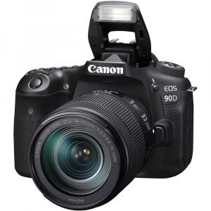Canon EOS 90D kit + 18-135mm IS NANO USM2