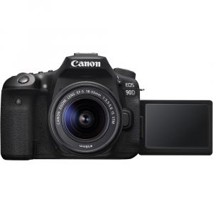 Canon EOS 90D kit + 18-55mm IS STM5