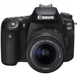 Canon EOS 90D kit + 18-55mm IS STM1