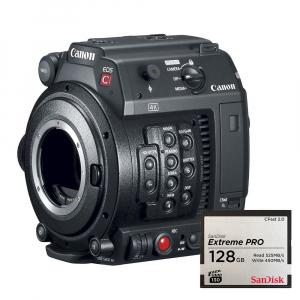 Canon EOS C200 EF - Camera Cinema Profesionala0