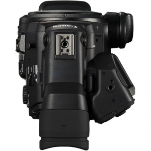 Canon EOS C300 Mark II - camera cinema 4K - montura Canon EF3