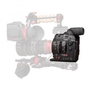 Canon EOS C300 Mark II - camera cinema 4K - montura Canon EF6