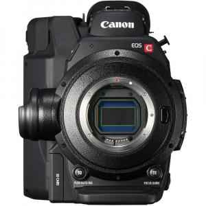 Canon EOS C300 Mark II - camera cinema 4K - montura Canon EF1