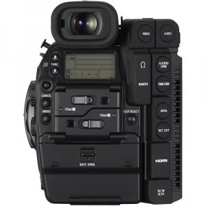 Canon EOS C300 Mark II - camera cinema 4K - montura Canon EF4