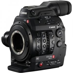 Canon EOS C300 Mark II - camera cinema 4K - montura Canon EF0