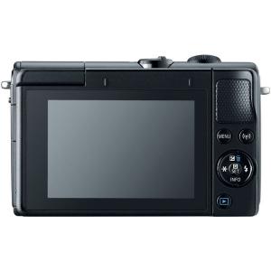 Canon EOS M100 Kit EF-M 15-45mm IS STM - negru 6