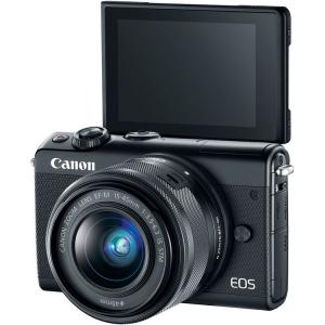 Canon EOS M100 Kit EF-M 15-45mm IS STM - negru 3