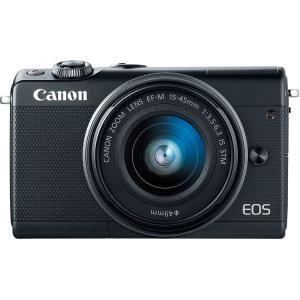 Canon EOS M100 Kit EF-M 15-45mm IS STM - negru 5
