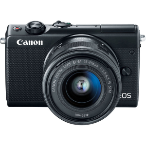 Canon EOS M100 Kit EF-M 15-45mm IS STM - negru 4