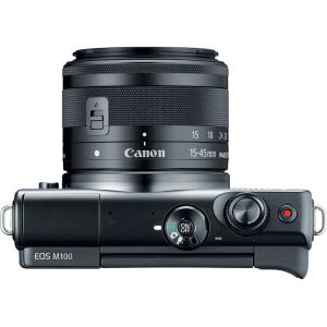 Canon EOS M100 Kit EF-M 15-45mm IS STM - negru 7