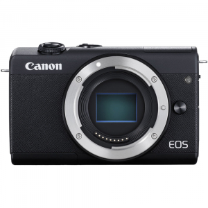 Canon EOS M200 Kit EF-M 15-45mm IS STM - Canon EF-M 55-200mm f4.5-6.36