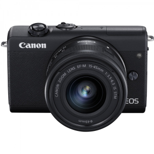 Canon EOS M200 Kit EF-M 15-45mm IS STM - negru6