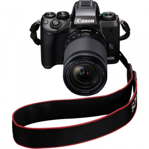 Canon EOS M5 negru Kit EF-M 18-150mm IS STM4