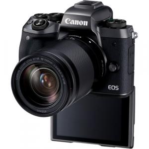 Canon EOS M5 negru Kit EF-M 18-150mm IS STM3