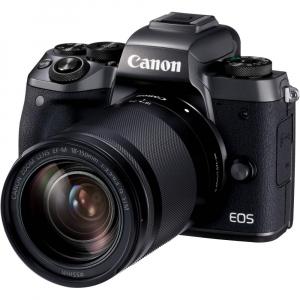 Canon EOS M5 negru Kit EF-M 18-150mm IS STM0