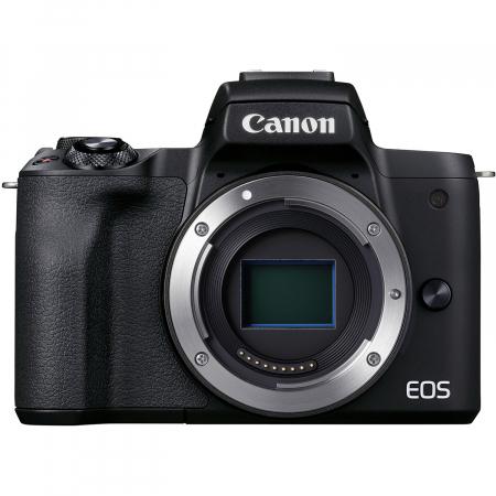 CANON EOS M50 MARK II Aparat foto Mirrorless Kit cu Canon EF-M 18-150mm F3.5-6.3 IS STM, Negru [5]