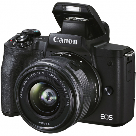 CANON EOS M50 MARK II Aparat foto Mirrorless [9]